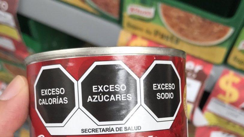 Diputados tratará la Ley de Etiquetado Frontal de Alimentos