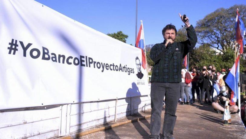 """Grabois dijo que Proyecto Artigas respetará el fallo por desalojo y se retiran """"antes de las 19"""""""