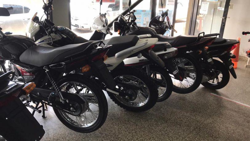 Las motocicletas tuvieron reiterados aumentos