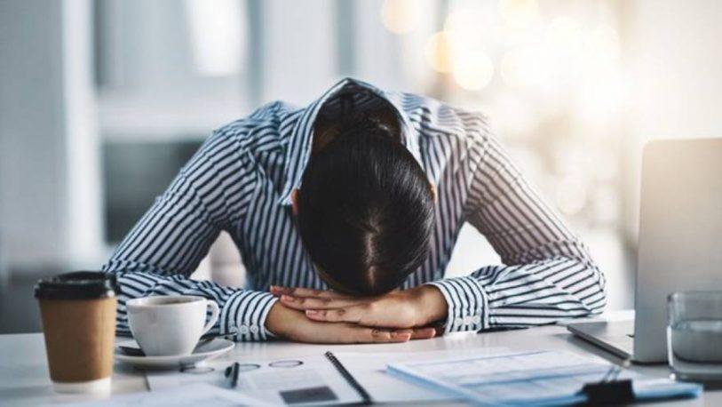 Cuarentena: una de cada tres mujeres está agotada