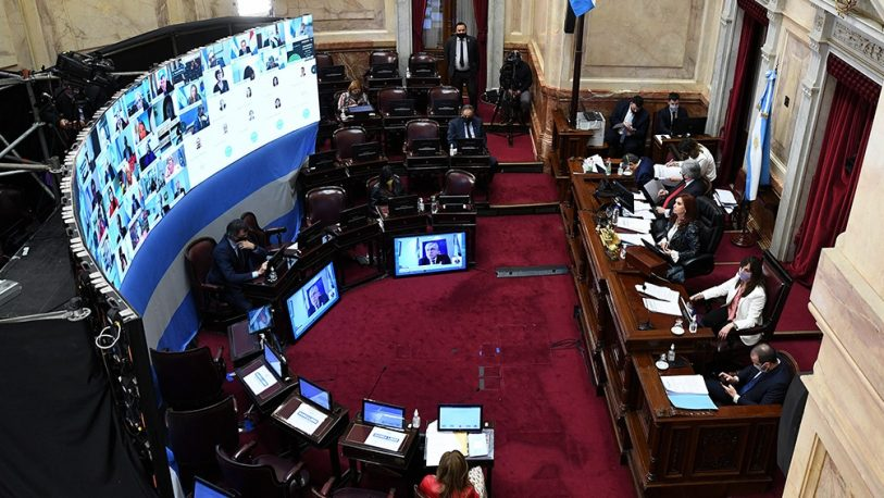 El Senado aprobó 28 pliegos de jueces y ley de paridad de género en los medios