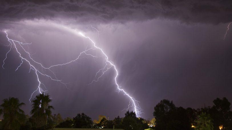 Alerta en Misiones por intensas lluvias y tormentas