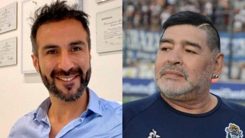 """Imputaron por """"homicidio culposo"""" al médico de Maradona y allanaron su casa y consultorio"""