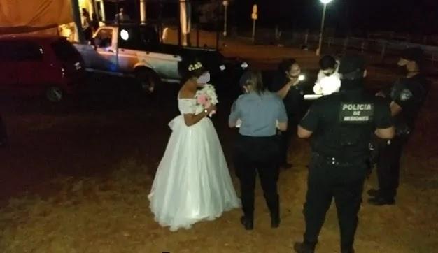 Clausuran un casamiento clandestino en Posadas