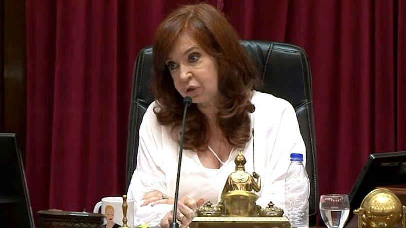 Cristina Kirchner perdería el quórum propio en el Senado, según encuesta