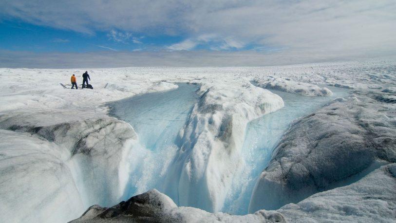 El hielo en Groenlandia se derretirá a velocidad récord este año