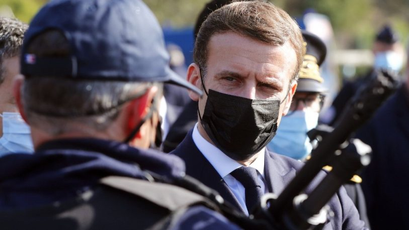 Tras ataque terrorista Francia endurece control de fronteras