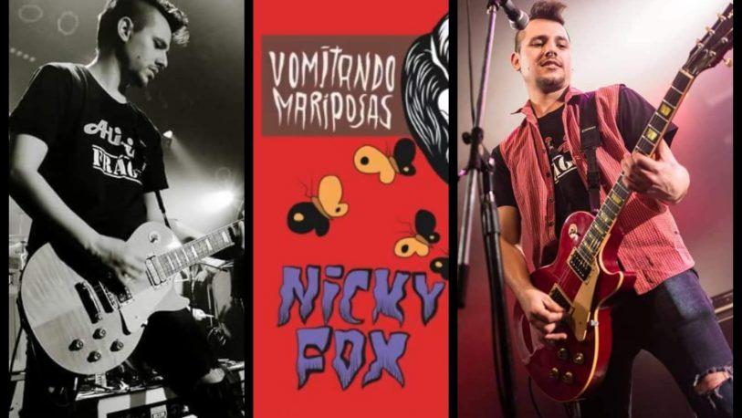Nicky Fox vuelve al ruedo con su proyecto musical más personal