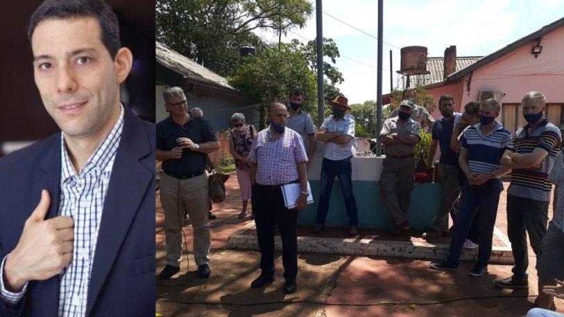 El ministro Pérez faltó a reunión con productores de la Zona Norte y crece el malestar