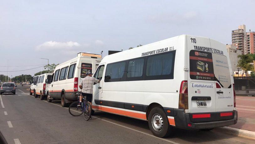 Las tarifas de los transportes escolares aumentarán en octubre
