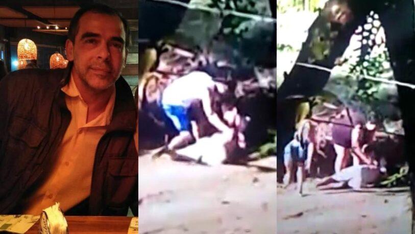 Fin de semana violento en Garupá: Alejandro Fidela fue salvajemente golpeado