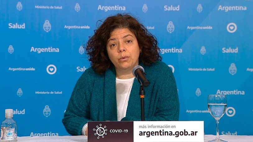 Coronavirus: Carla Vizzotti dijo que la aplicación de la vacuna será obligatoria