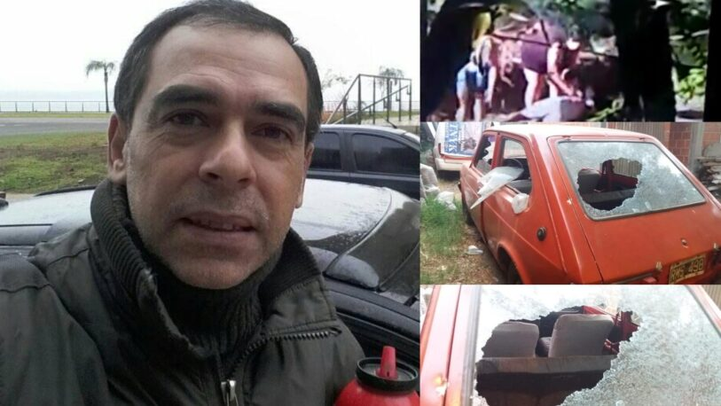 """Ataque a Fidela: """"Vinieron a matarlo"""", dijo su esposa"""
