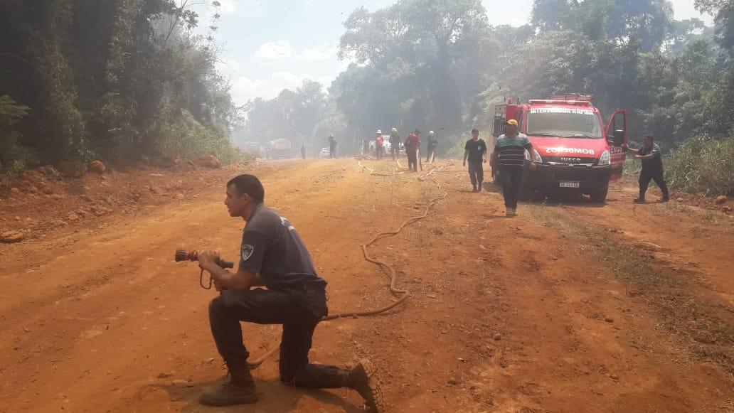 Multarán a quienes realicen quemas en la Provincia