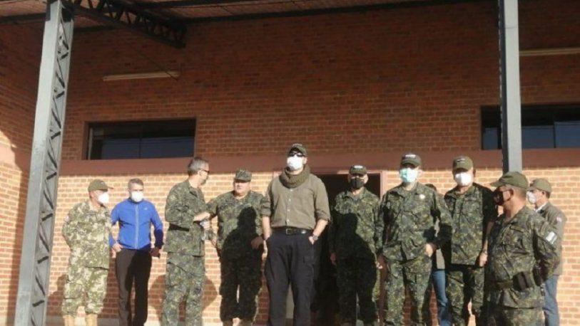Tres guerrilleros fueron abatidos en Paraguay