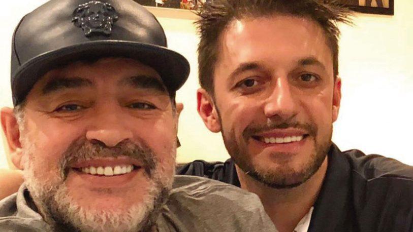 Allanaron a Matías Morla: no puede usar las marcas de Diego Maradona