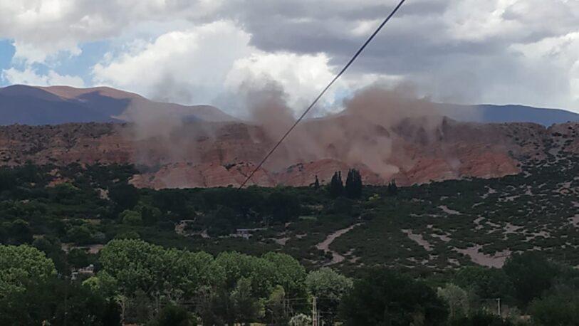 Un fuerte sismo sacudió a Salta y se sintió en Jujuy