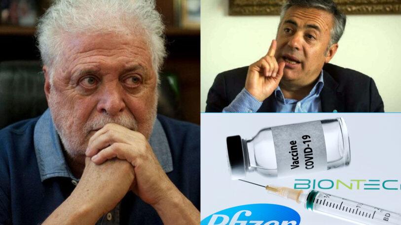 La oposición pide a Pfizer que revele por qué no llegó a un acuerdo con el gobierno