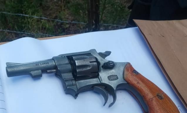 """Capturaron a """"El Tuerto"""" por herir con una pistola otro joven en el Lote 63"""