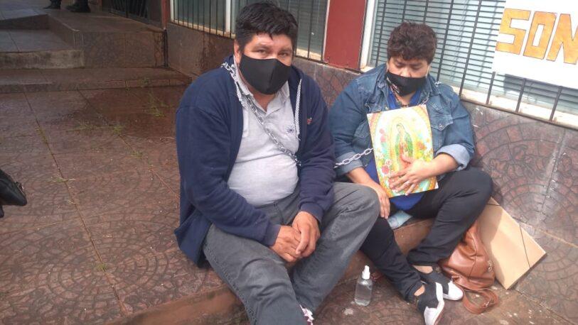 Molina pidió la intervención del STJ en el caso Antonella y un sumario a los policías