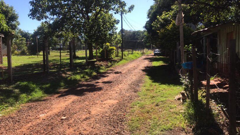 Villa Bonita: denuncian hechos de vandalismo