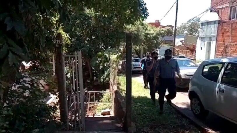 Investigan la muerte de una mujer en una vivienda de Posadas