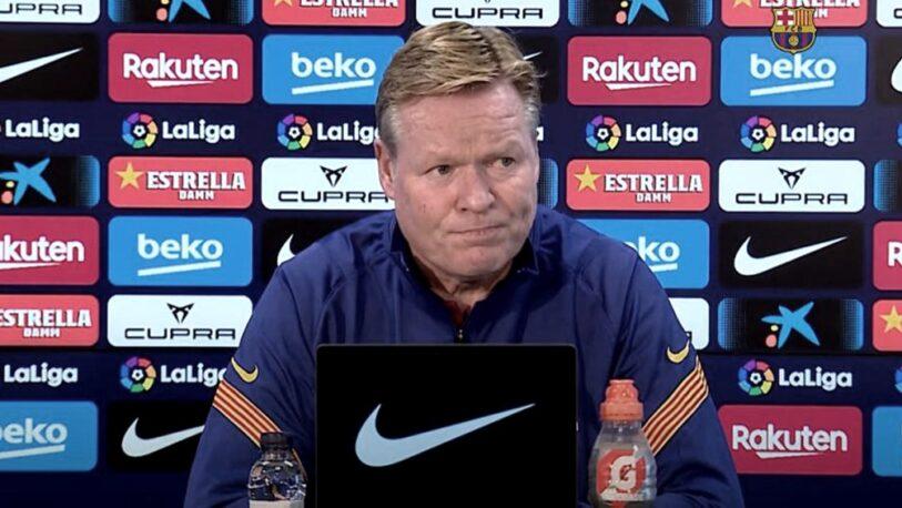 """""""No creo que Messi decida su futuro por un DT o un país"""""""