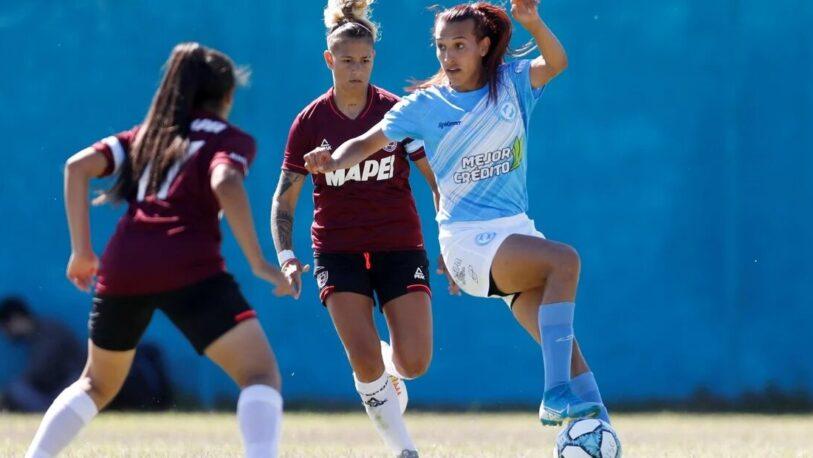 Histórico: Mara Gómez se convirtió en la primera futbolista trans en jugar en Primera