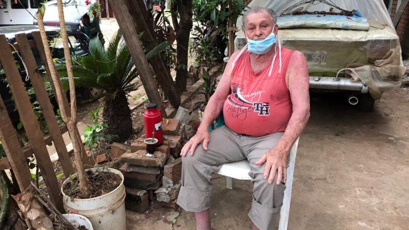 Violento robo a un jubilado en Miguel Lanús