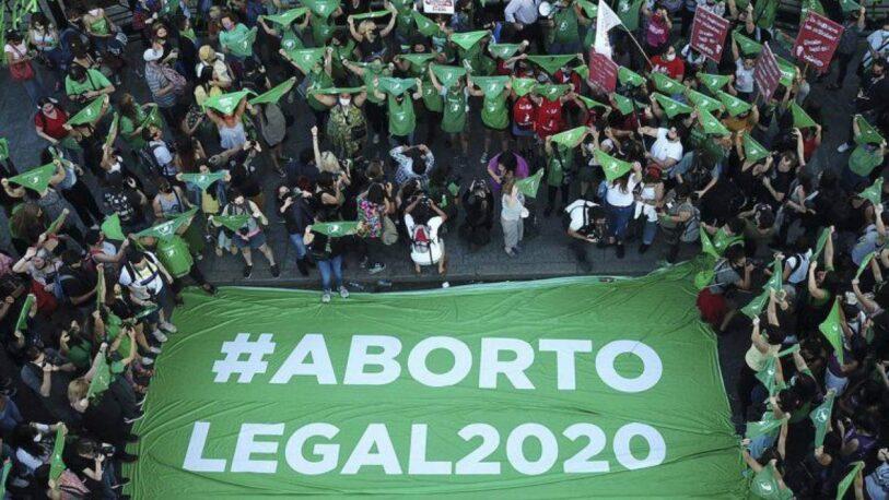 El Senado convirtió en ley la legalización del aborto