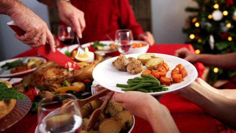 Recomiendan alimentación saludable para las fiestas