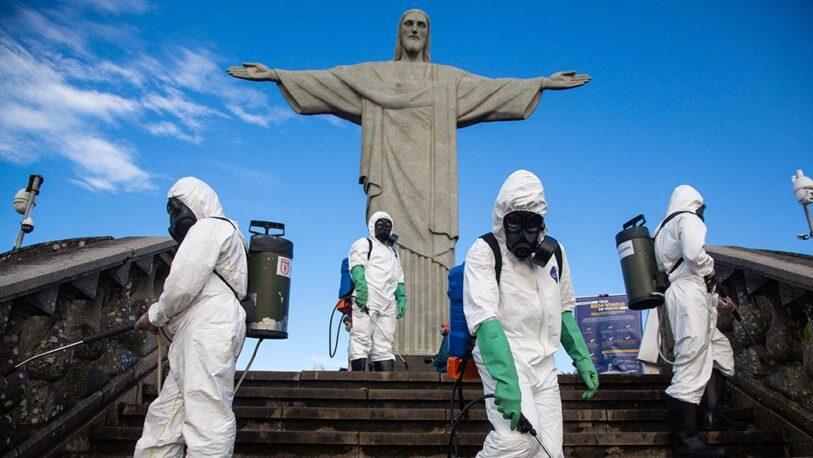 Se detectó una nueva variante del coronavirus en Río de Janeiro