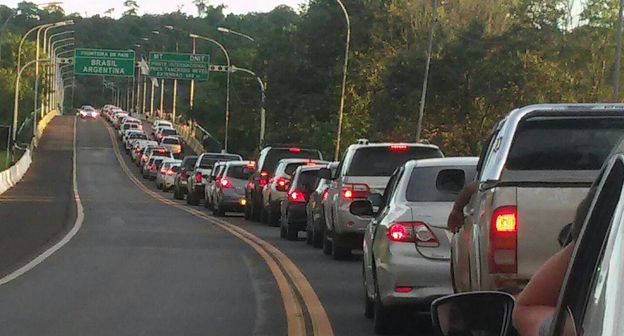 Apertura de fronteras: Iguazú sería la prueba piloto