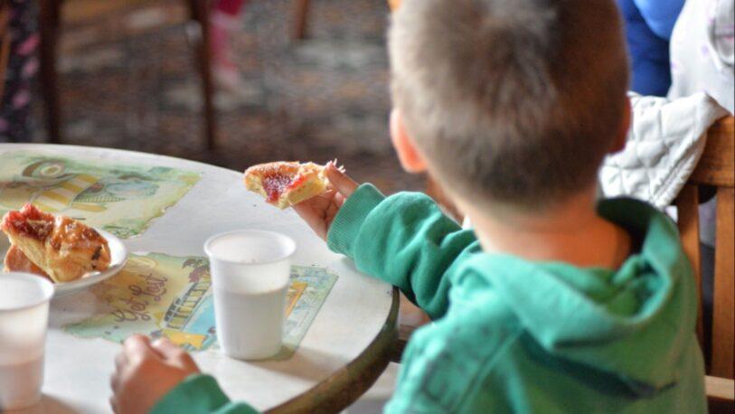 Hay más sobrepeso infantil, pero aumenta la demanda en comedores, admiten