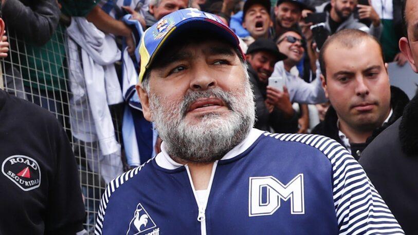 Se presentó la conclusión de la Junta Médica por la muerte de Diego Maradona