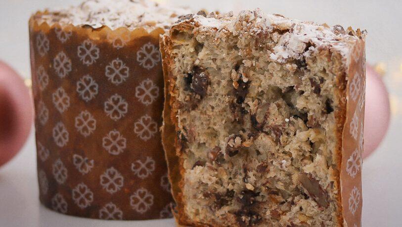 Vida saludable: cómo hacer un pan dulce bajas calorías y 100% integral