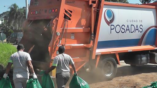 El lunes no habrá recolección de residuos