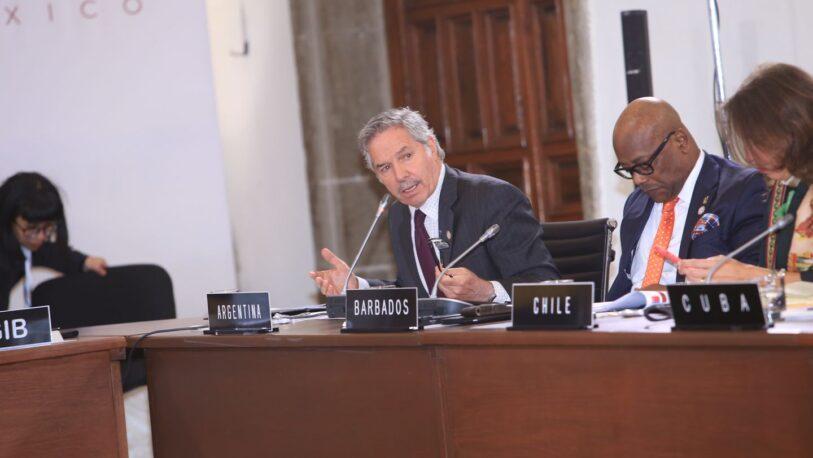 Argentina se abstuvo de votar la resolución de la OEA que desconoce las elecciones en Venezuela