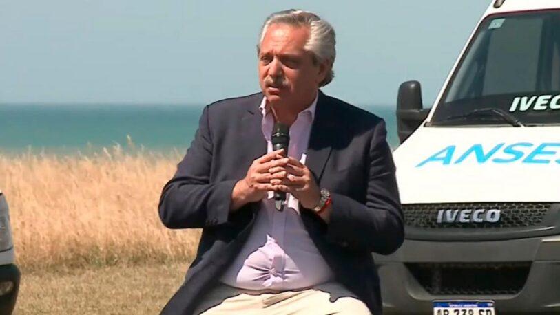Alberto defendió el ajuste previsional y promulgó la nueva ley de movilidad