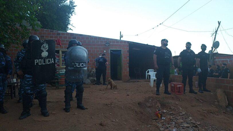Asesinato en Chacra 159: Detienen a dos hermanos y a la pareja de Mario Maidana
