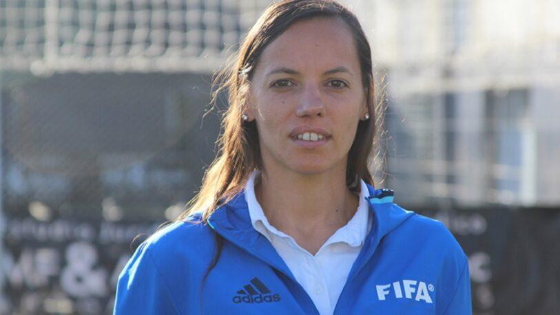 Una argentina formará parte de la primera terna arbitral femenina del Mundial de Clubes