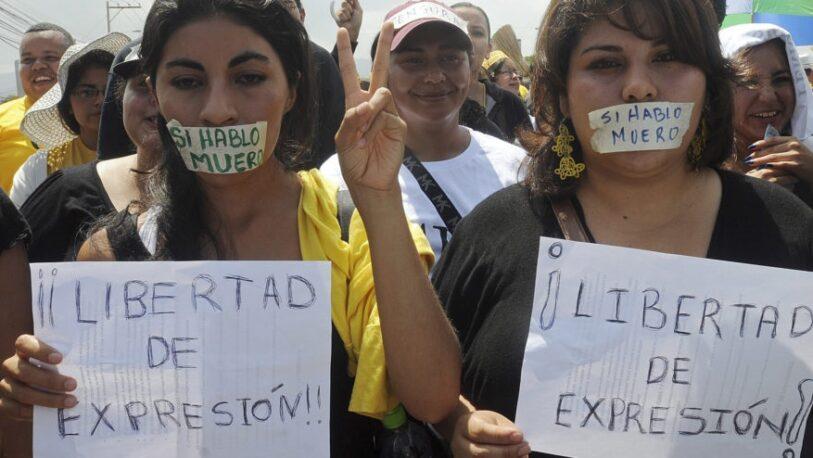 El Salvador: Denuncian aumento de violaciones a la libertad de prensa
