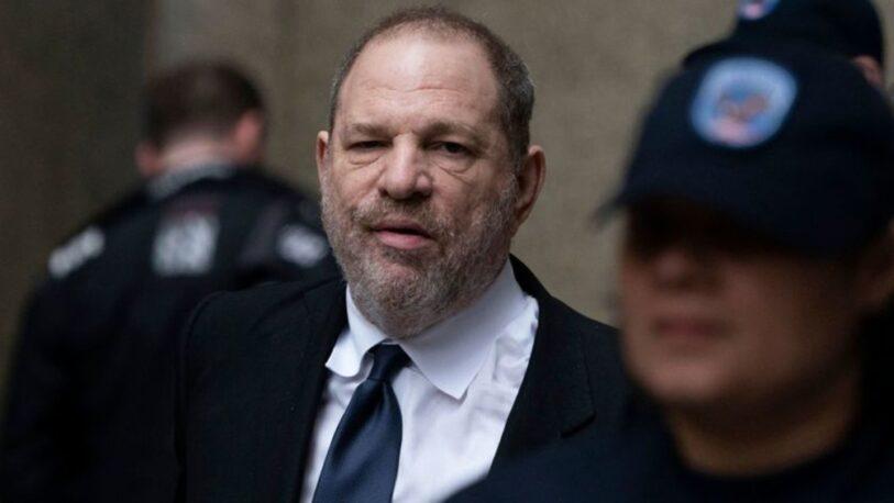 Aprueban un fondo para víctimas de acoso de Weinstein