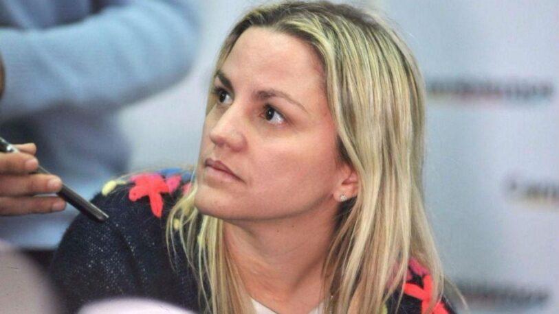 Carolina Píparo fue asaltada por motochorros