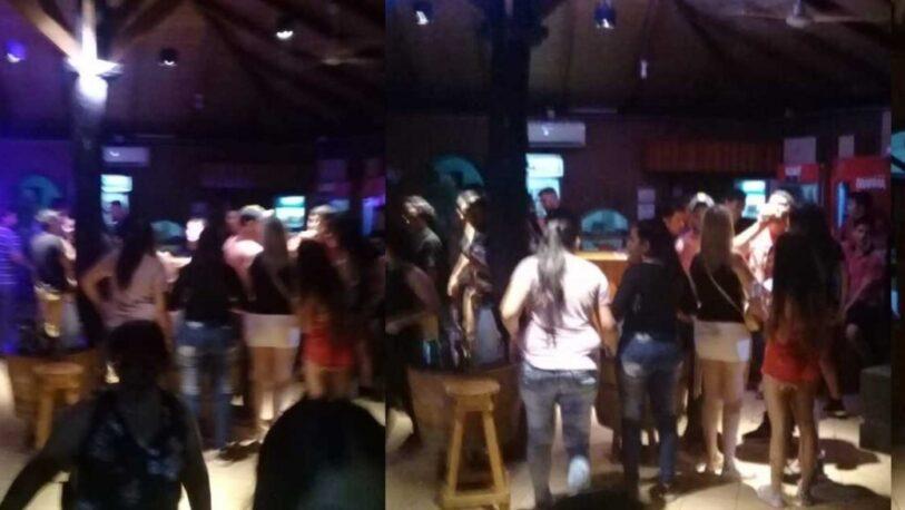 Se registraron fiestas clandestinas en distintos puntos de la provincia