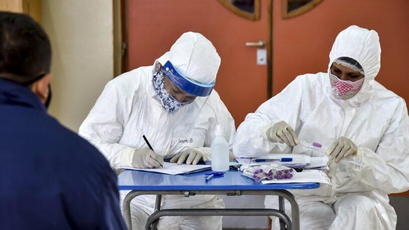Coronavirus: en Misiones hay más de mil casos activos