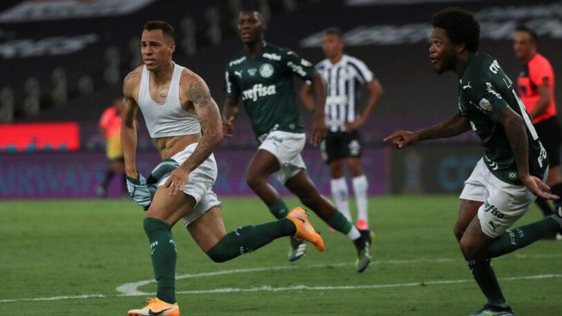 Palmeiras venció a Santos y es campeón de la Copa Libertadores
