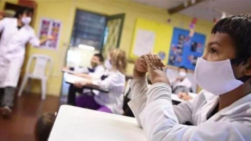 Anunciaron la vuelta a presencialidad plena en escuelas de Misiones