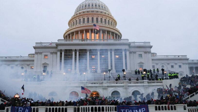 Obama responsabilizó a Trump de incitar los disturbios en el Capitolio
