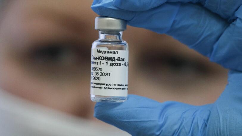 Misiones: sin stock de la segunda dosis de la vacuna Sputnik-V